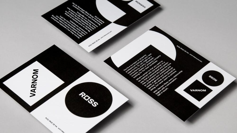 英国猎聘公司VI设计,视觉识别设计