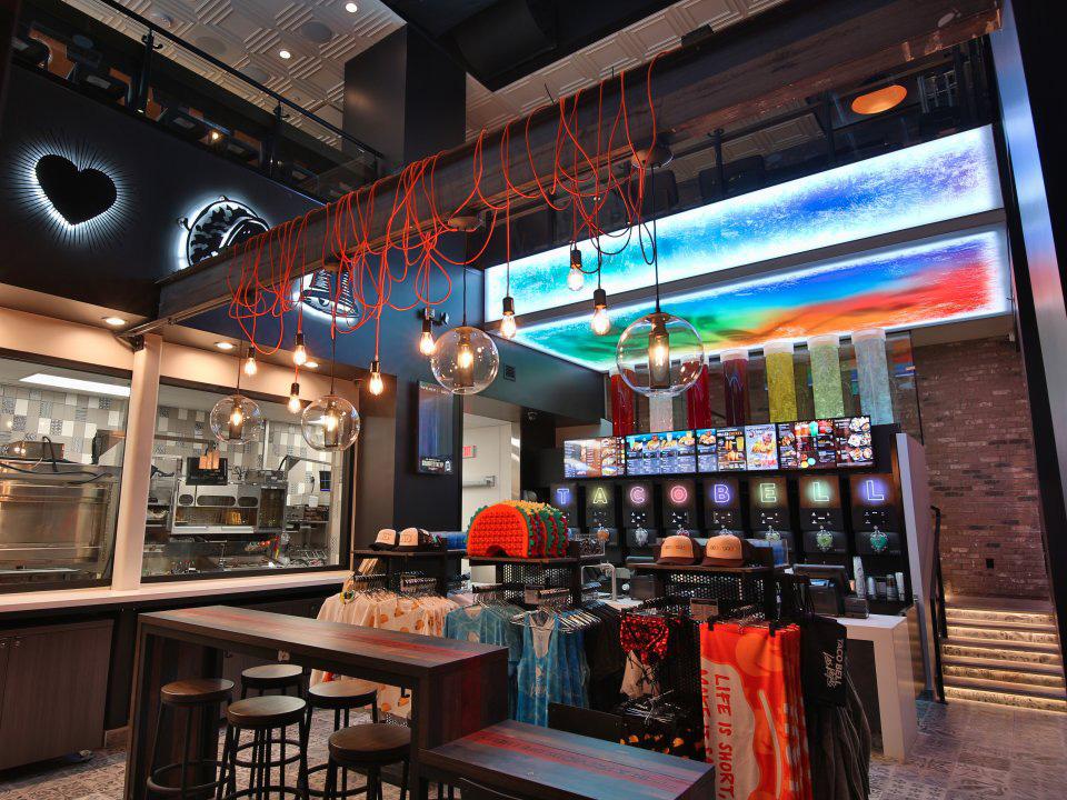 Lippincott餐饮品牌vi设计案例,空间设计
