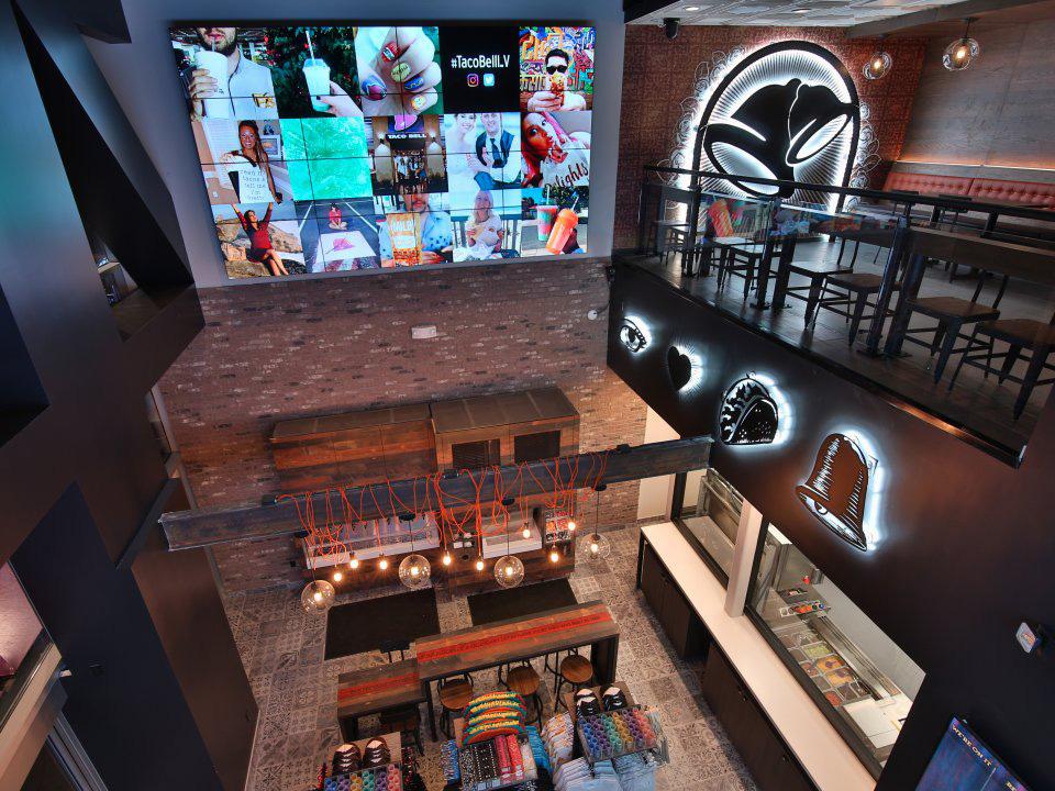 Lippincott餐饮品牌vi设计案例,室内设计