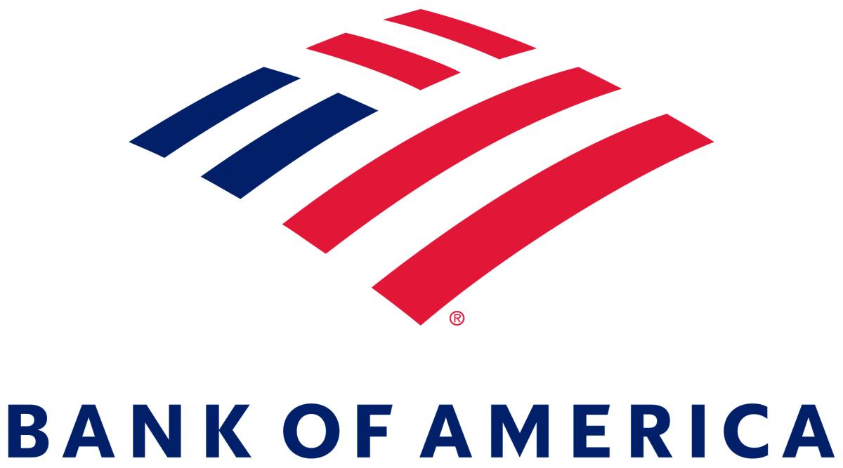 美国银行品牌VI设计升级改造, logo设计