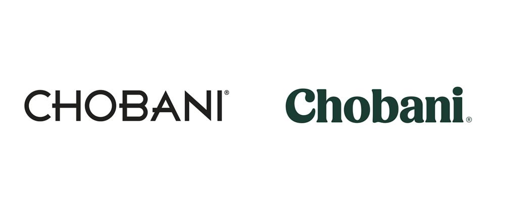 Chobani品牌形象升级的意义, logo设计