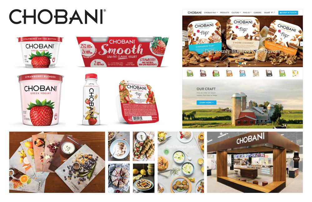 Chobani品牌形象升级的意义, 产品包装设计