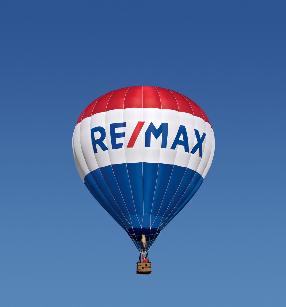RE/MAX房地产企业品牌形象, logo设计