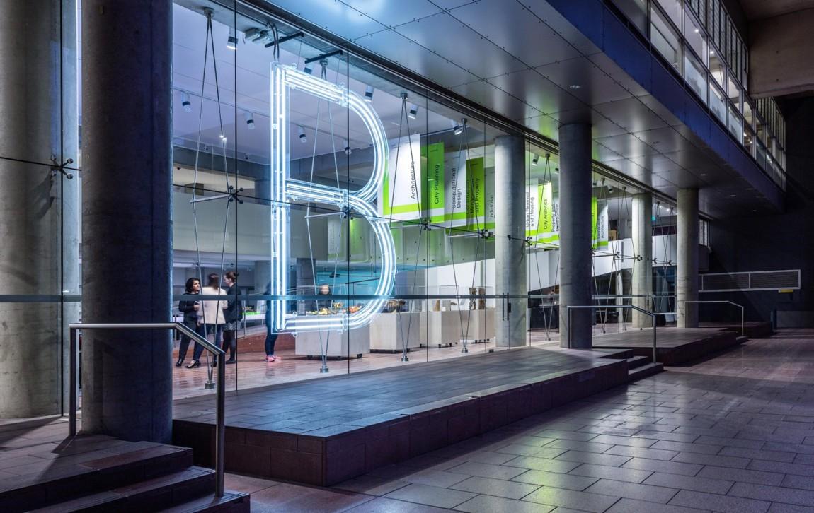 东京UNSW环境建筑公司视觉识别系统设计, 展会设计