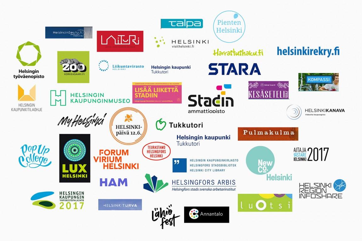 Helsinki芬兰赫尔辛基城市形象包装设计