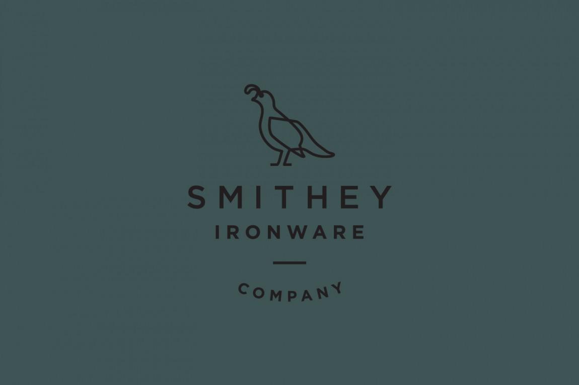 Smithey厨具品牌VI设计, logo设计