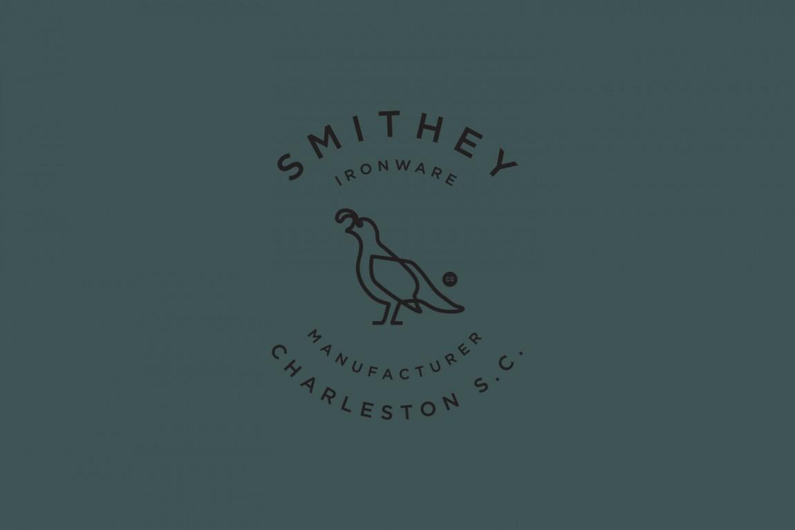 Smithey厨具品牌VI设计