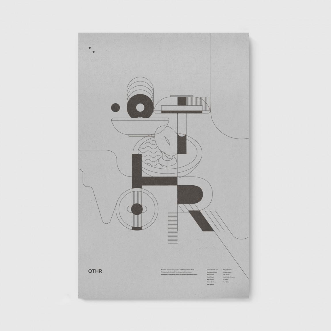 产品设计公司企业形象设计案例,品牌形象海报