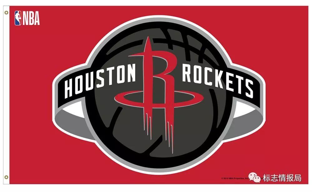 NBA火箭队新LOGO设计, VI设计
