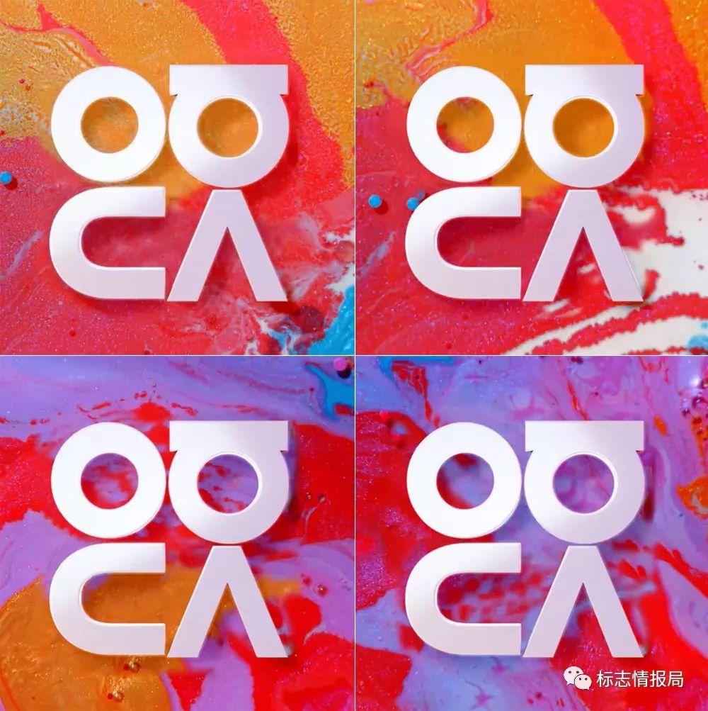 华为nova手机品牌形象设计,年轻国际化气质, 新logo设计