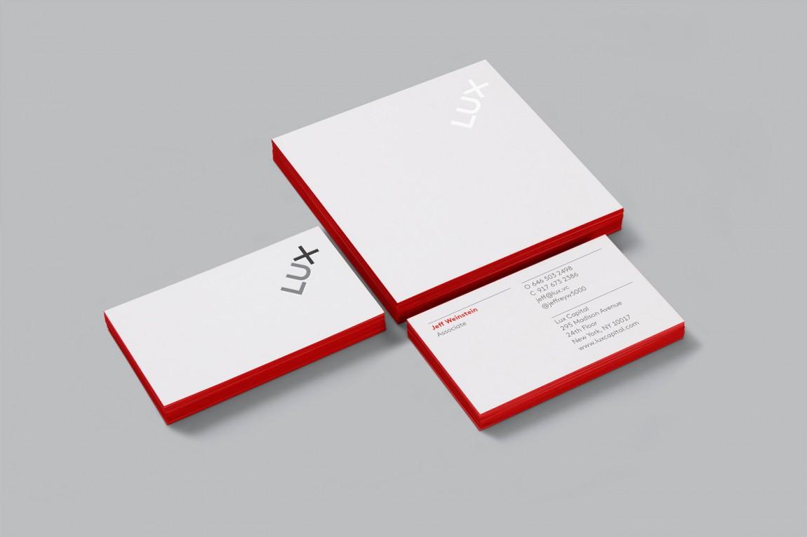 美国风险投资公司品牌形象设计, 办公应用设计