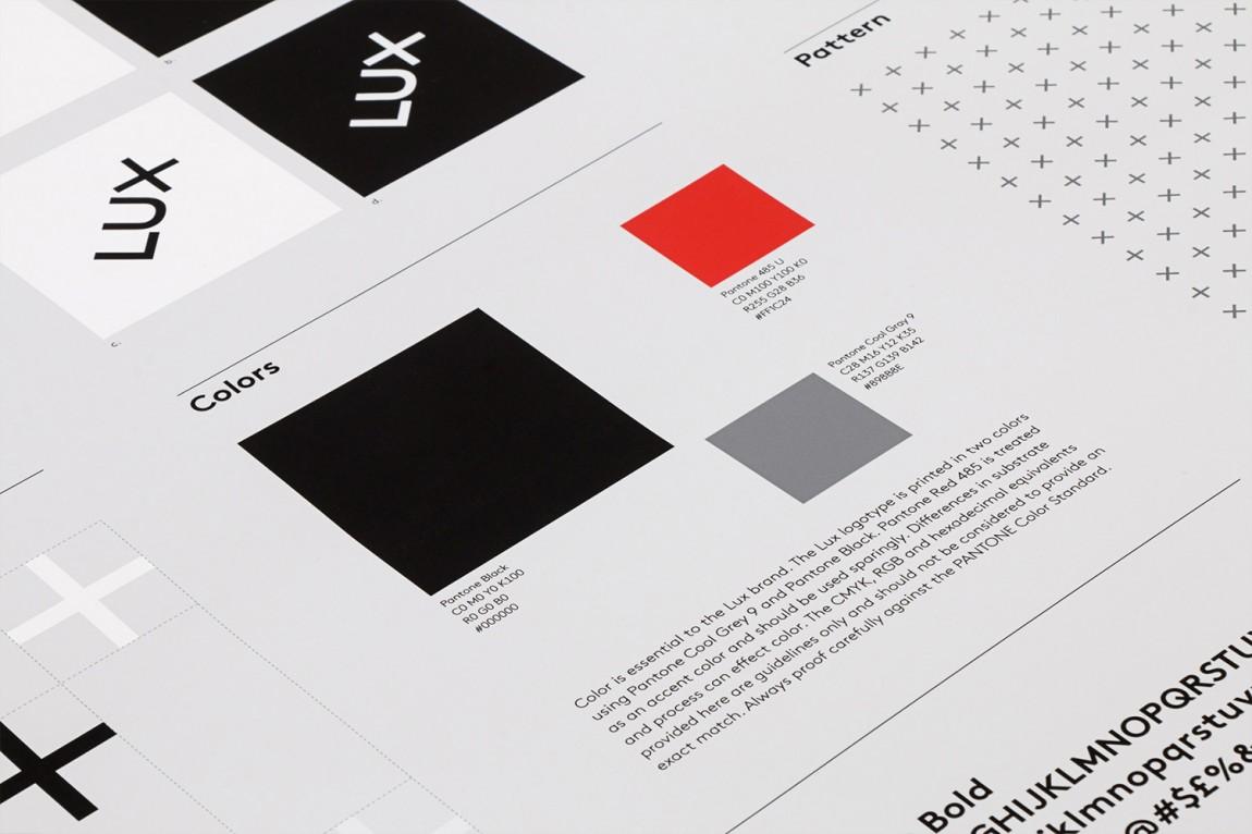 美国风险投资公司品牌形象设计, Vi设计