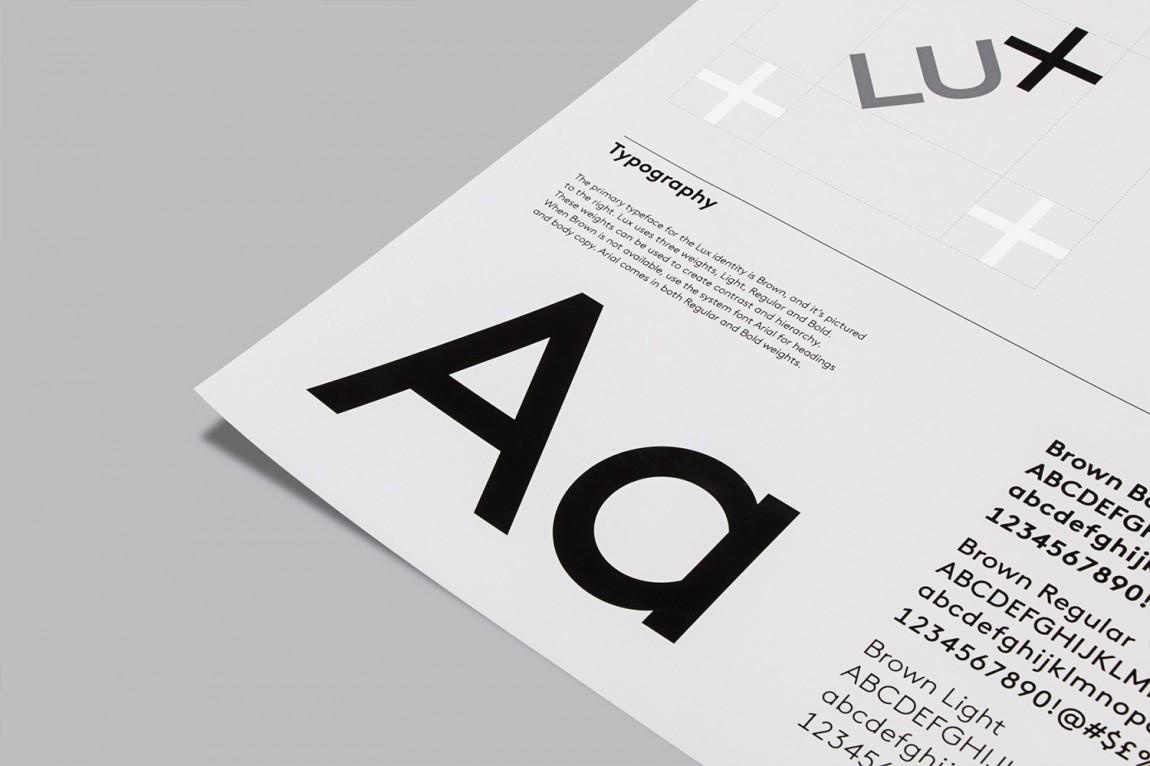 美国风险投资公司品牌形象设计,字体设计
