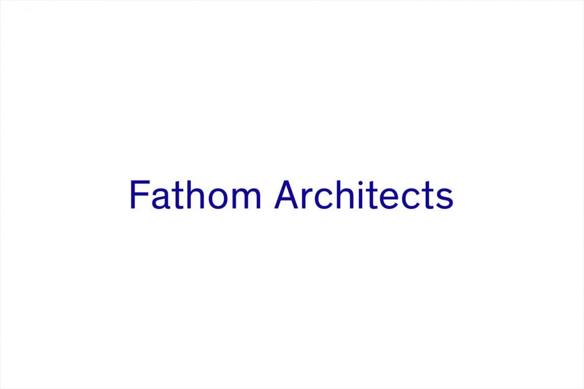 Fathom 企业品牌形象设计, logo设计, 字体设计