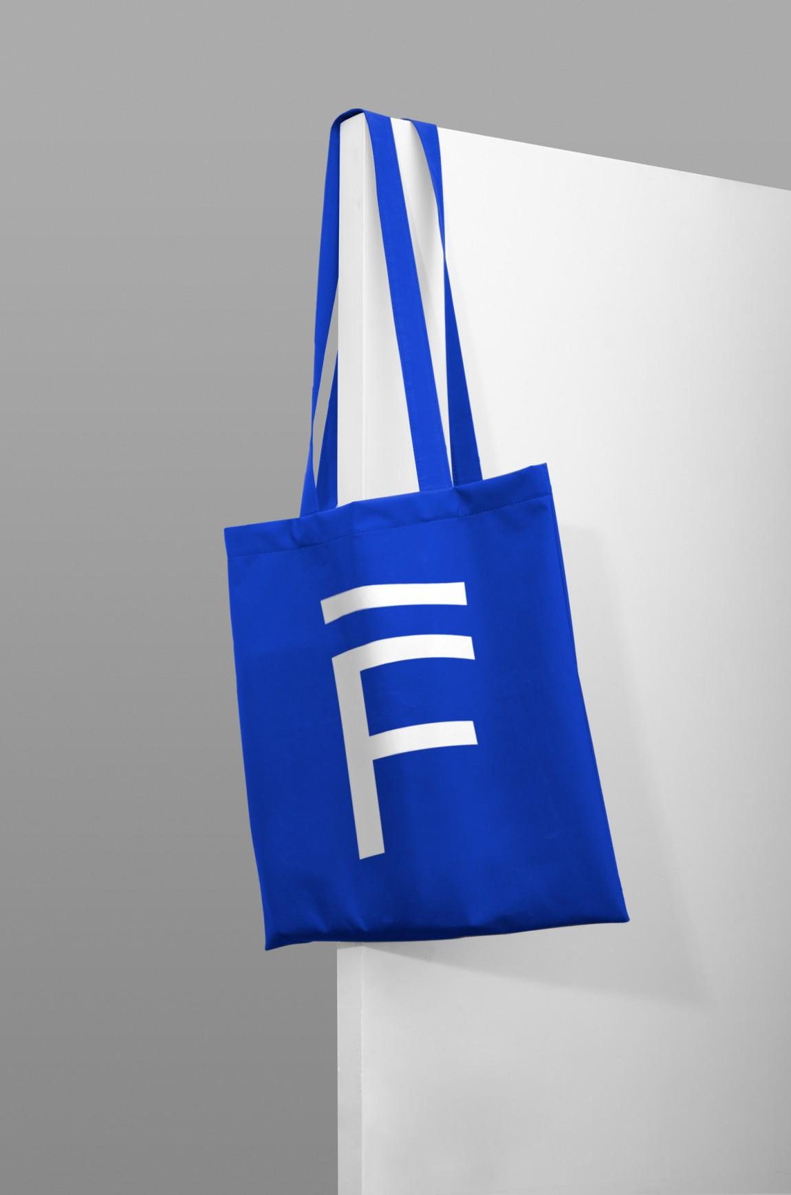 Fathom 企业品牌形象设计, 手提袋设计