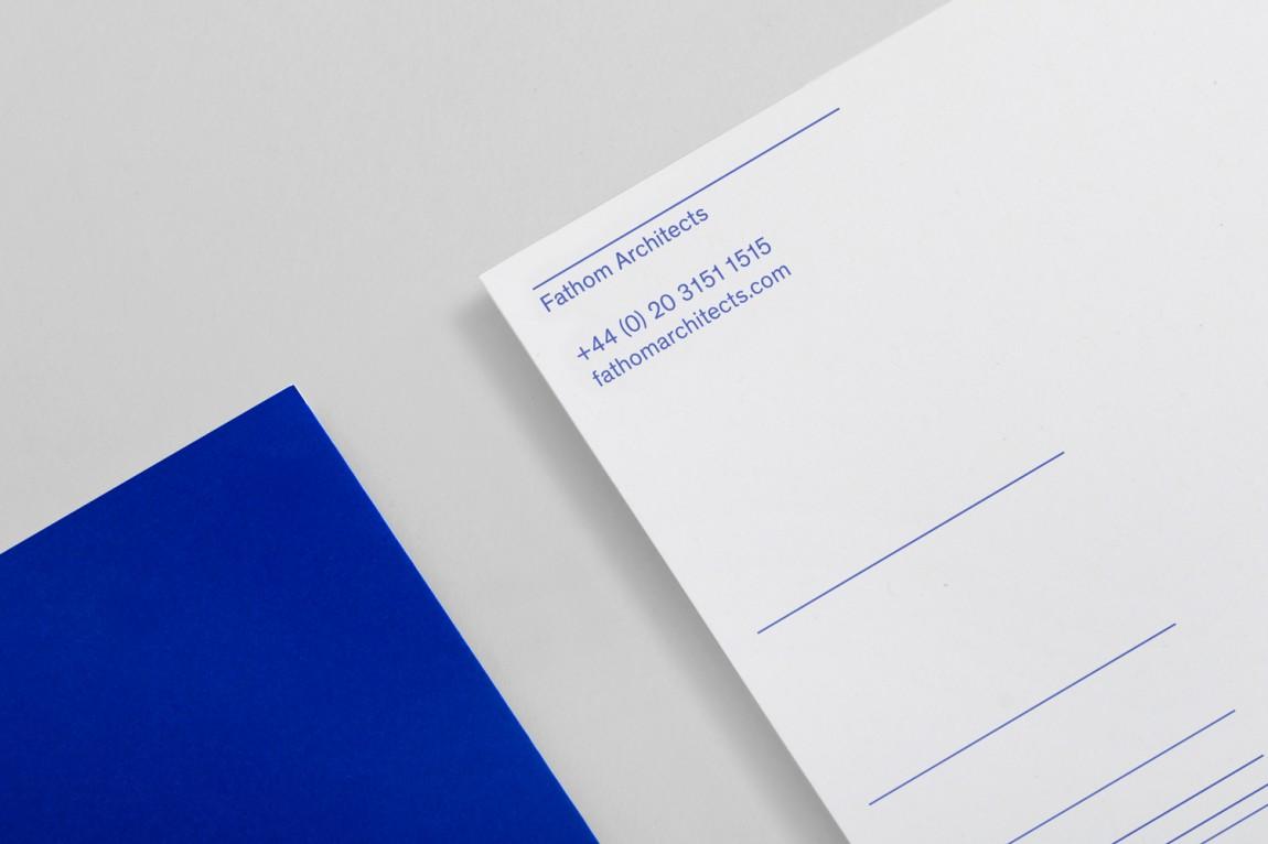 Fathom 企业品牌形象设计,办公应用设计