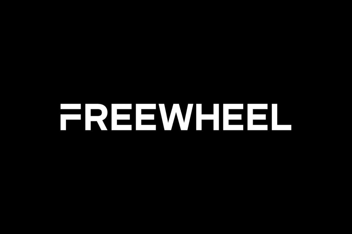 Freewheel品牌视觉形象设计,字体logo设计