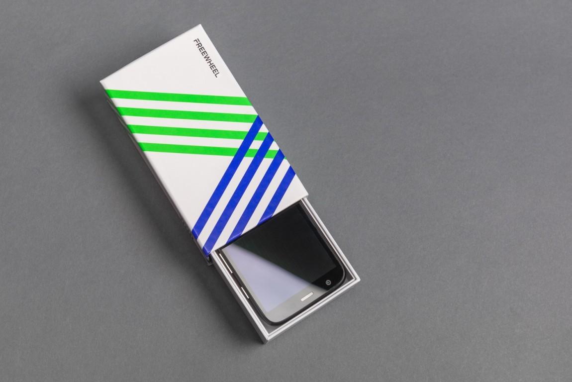 Freewheel品牌视觉形象设计,VI设计,产品包装设计