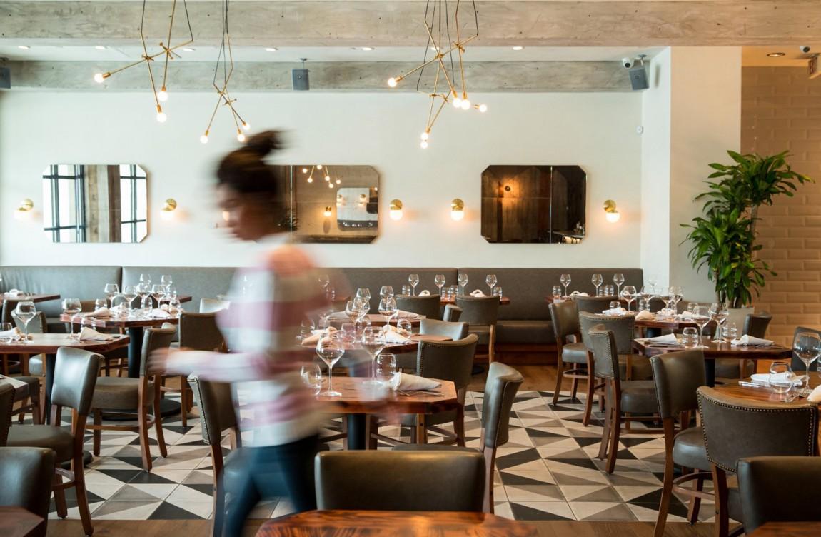 餐厅品牌视觉形象设计,餐饮空间设计