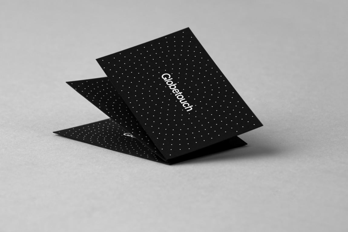 Globetouch通信企业vi视觉形象设计, 企业形象设计