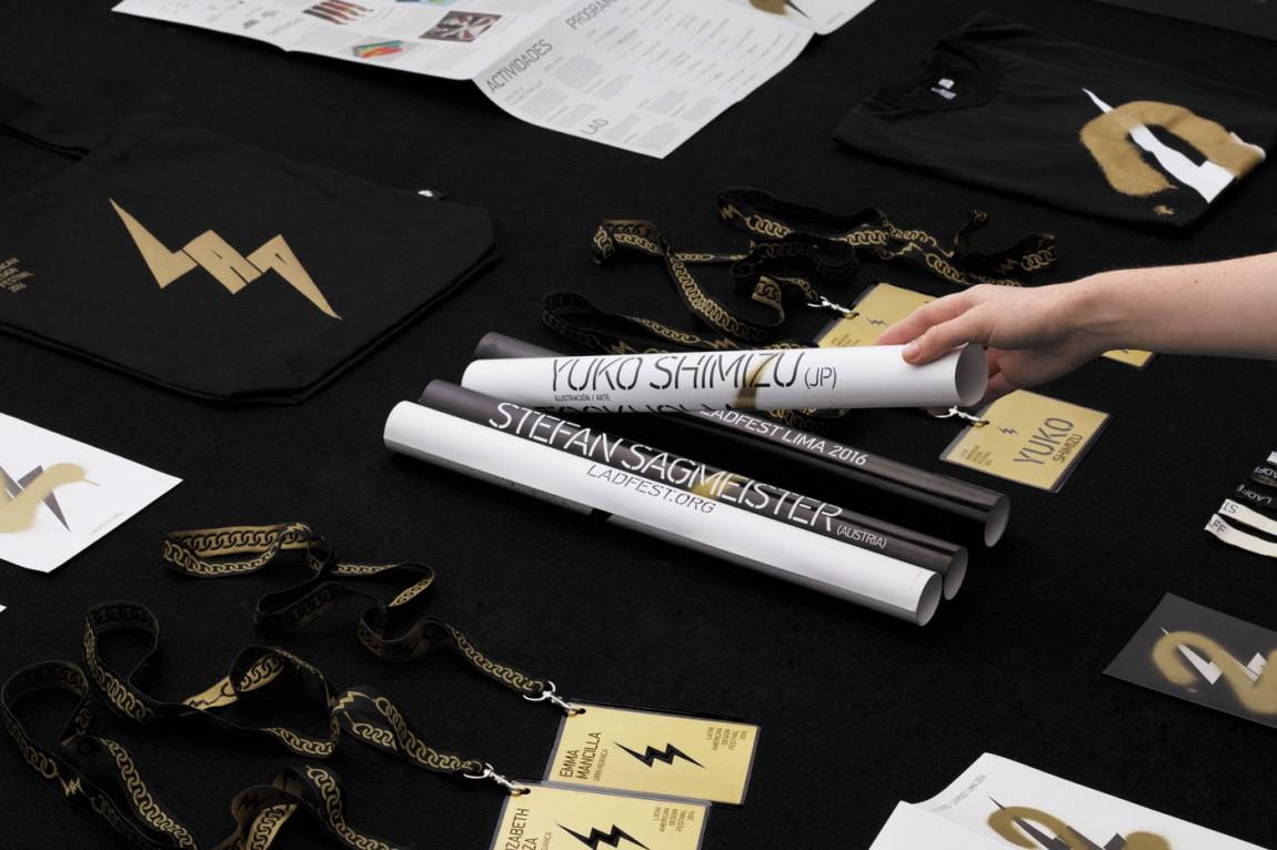 2016拉丁美洲设计节品牌设计,品牌设计