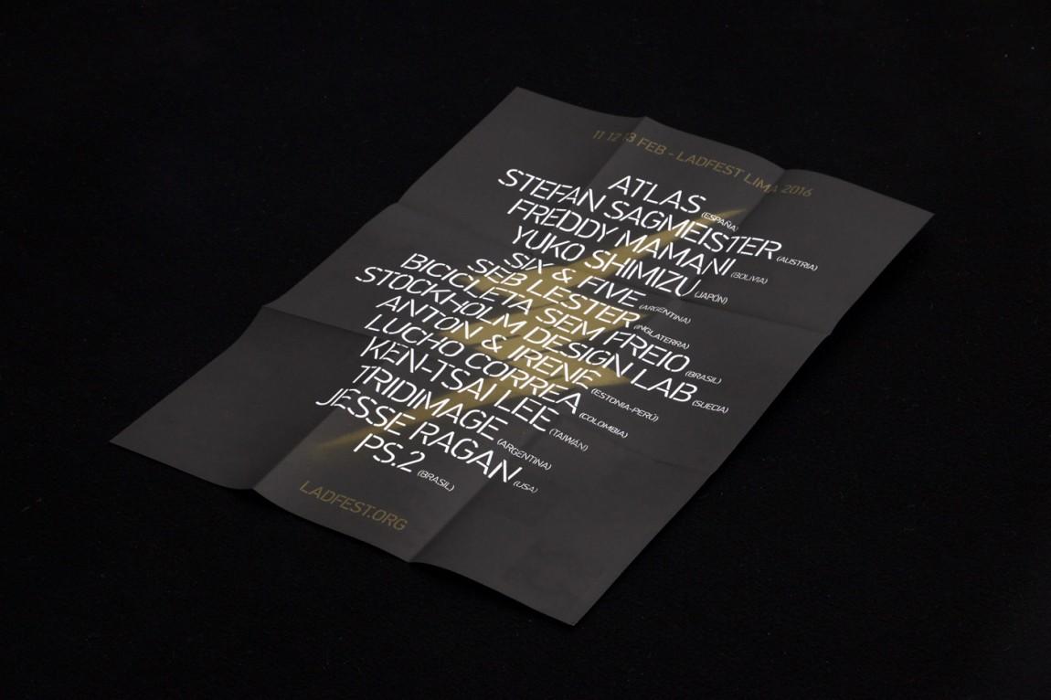 2016拉丁美洲设计节品牌设计,品牌设计,海报