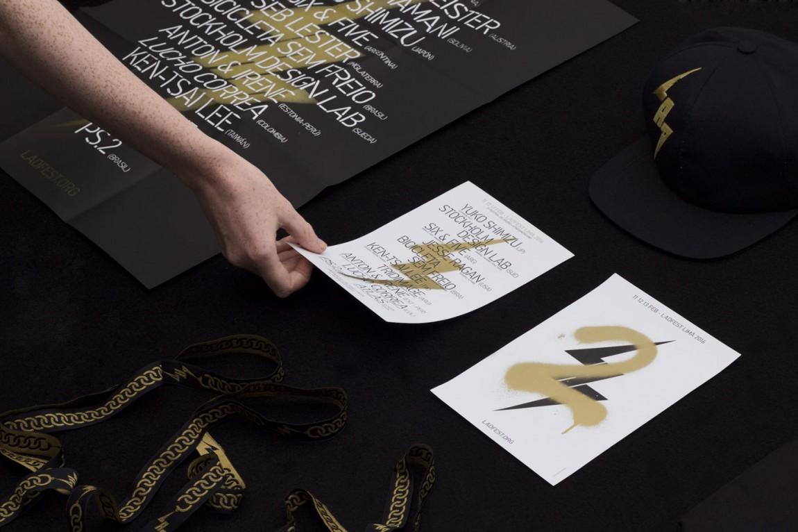 2016拉丁美洲设计节品牌设计,品牌设计,节目