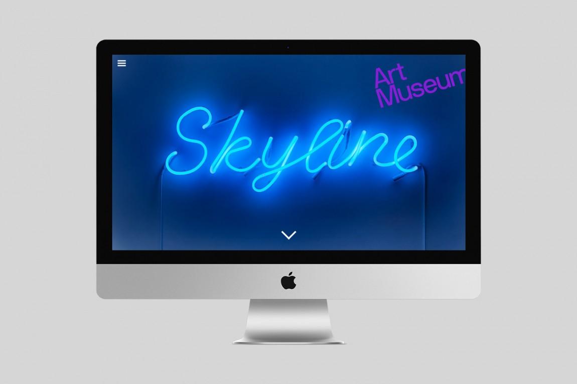 多伦教育机构品牌视觉识别系统设计, 官网设计