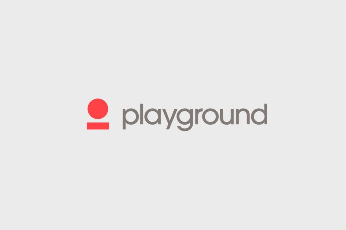 美国Playground 创意品牌logo设计:logo设计