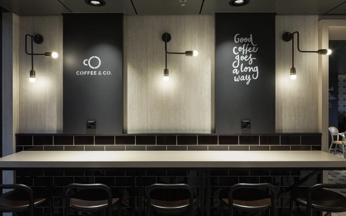 咖啡店空间设计