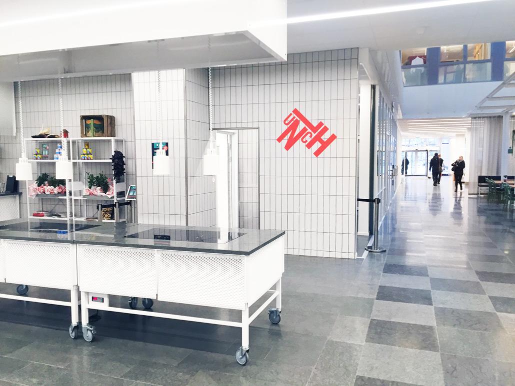 Tidningshuset熟食店面包房餐厅vi设计 ,餐饮品牌设计,导视系统设计