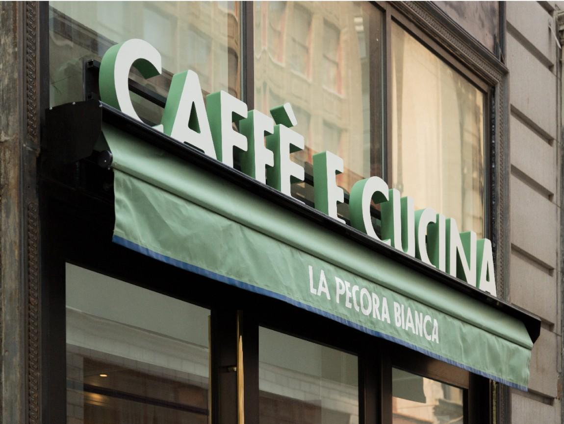 咖啡酒吧餐厅多功能餐饮品牌vi设计,户外招牌设计