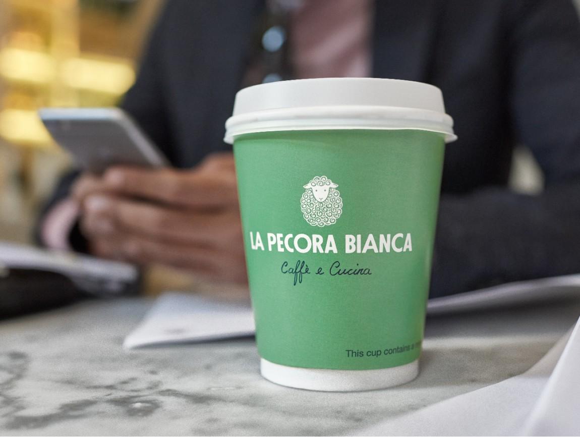 咖啡酒吧餐厅多功能餐饮品牌vi设计,杯子设计