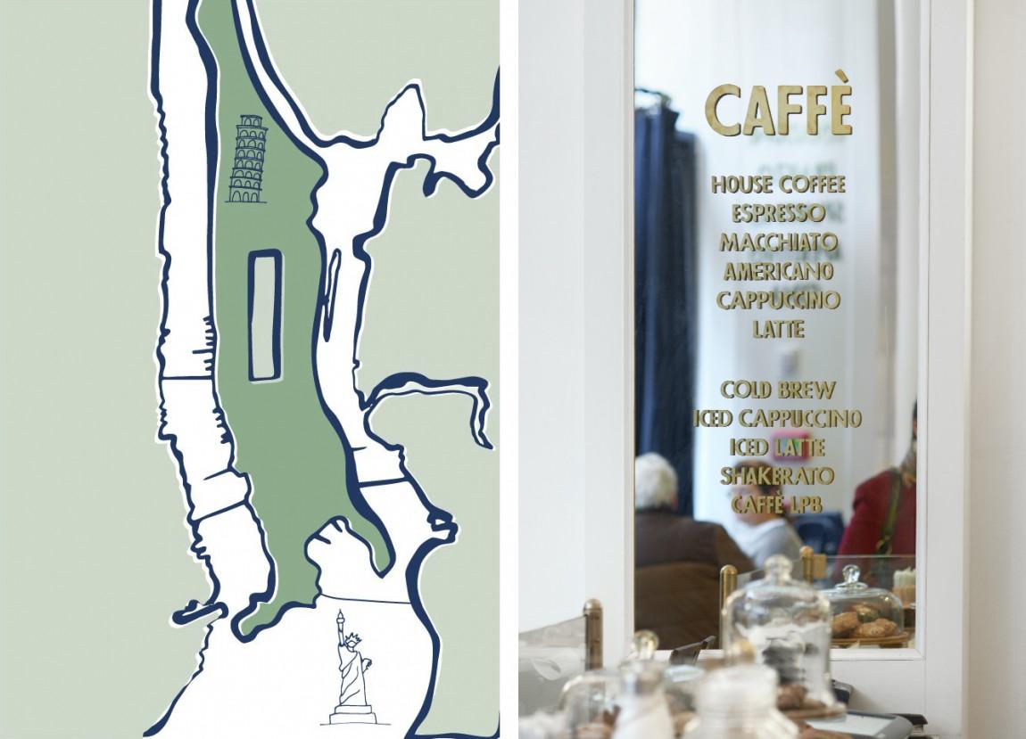咖啡酒吧餐厅多功能餐饮品牌vi设计,环境设计