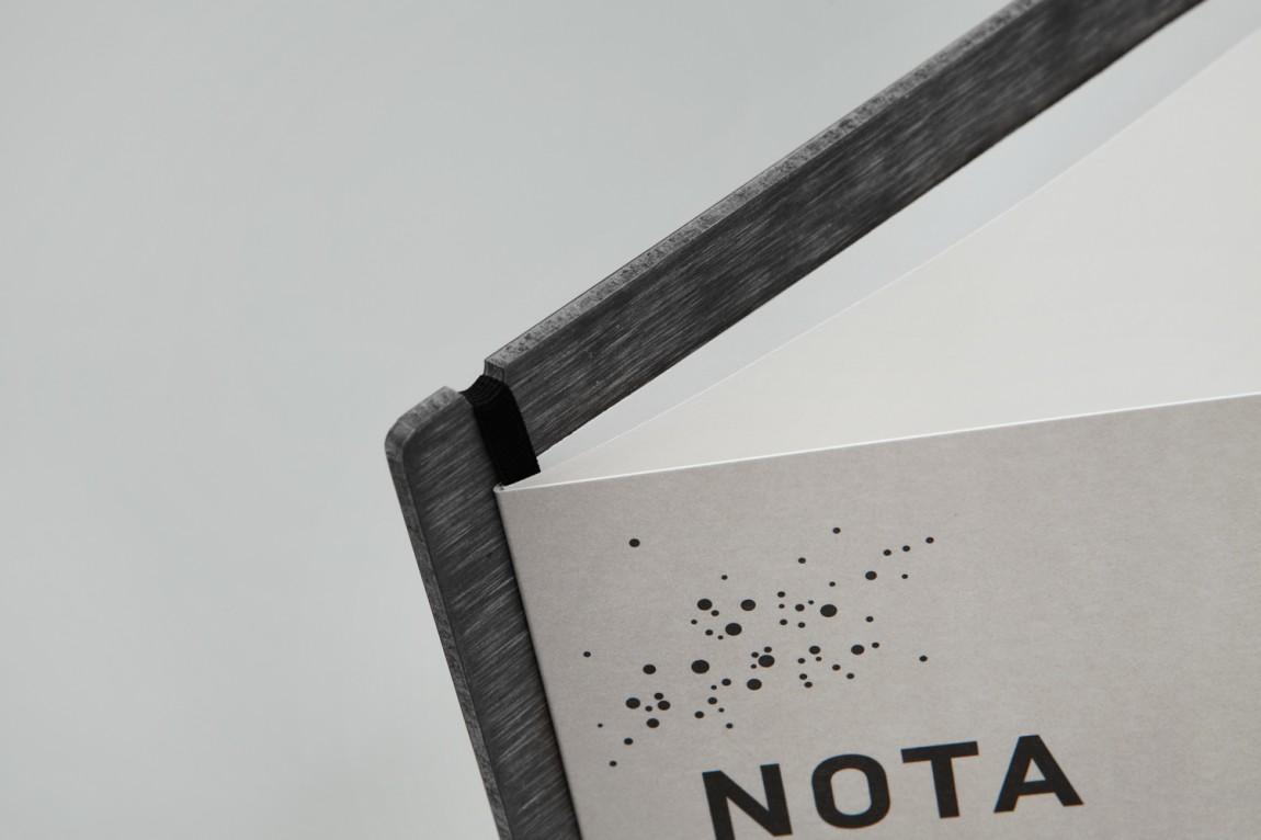 Nota Bene 创意品牌logo设计