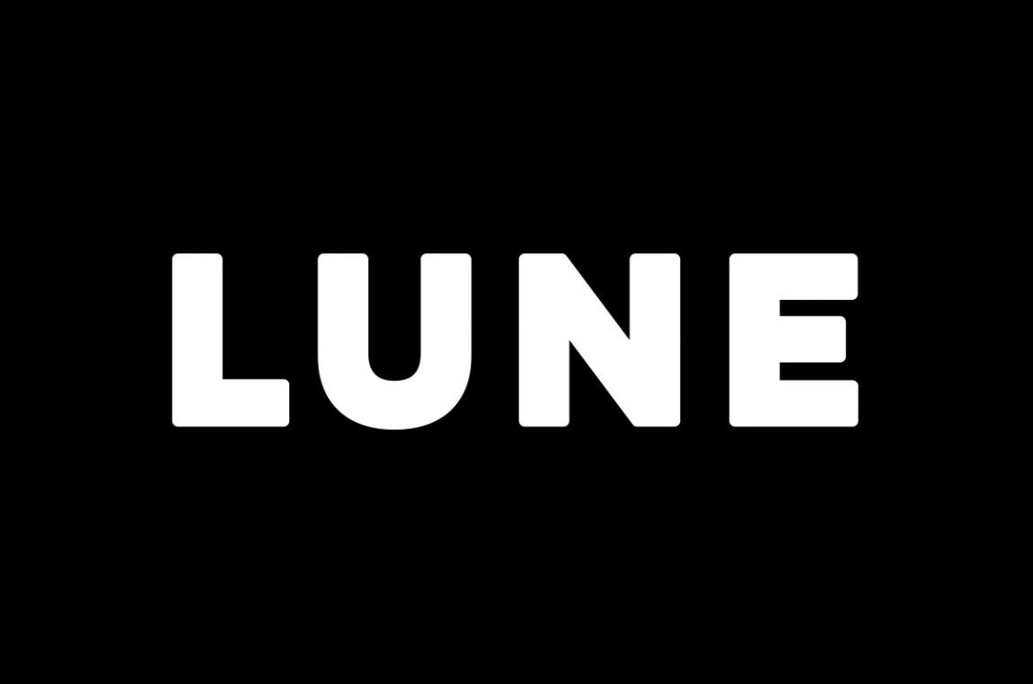 Lune Croissanterie 创意品牌logo设计