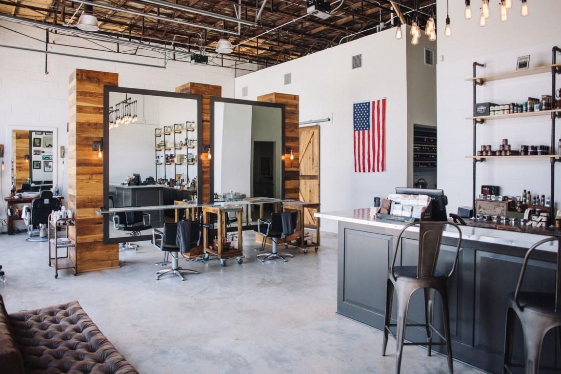 高端美容品牌形象定位设计:室内设计
