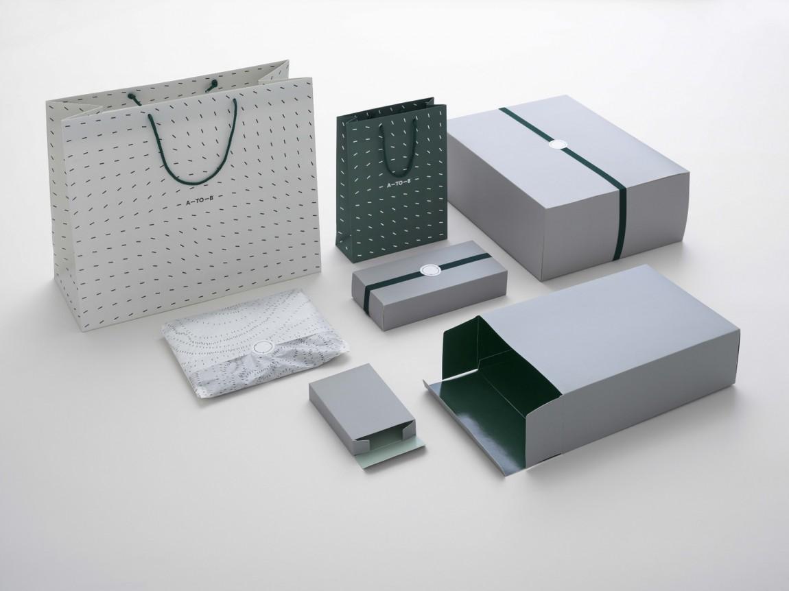 A-TO-B旅行用品专营零售商品牌设计方案,vi品牌设计全案,市场应用设计