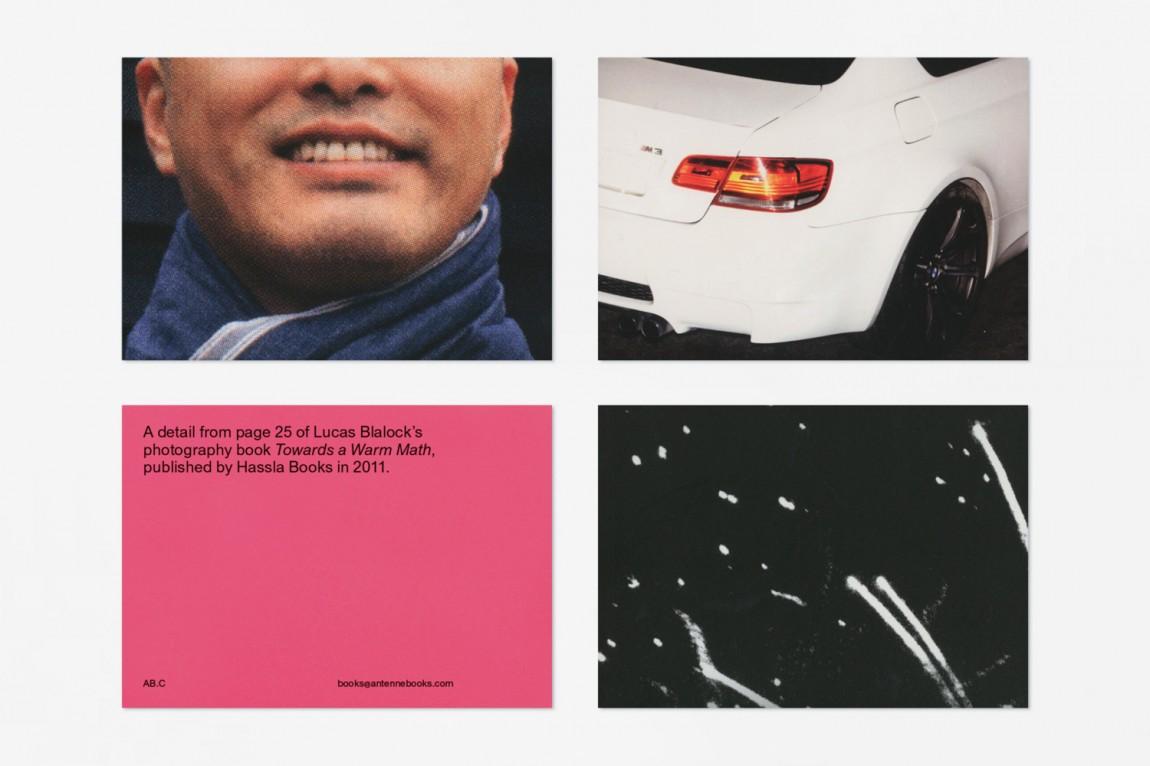 Branding for Antenne Books by OK-RM, United Kingdom