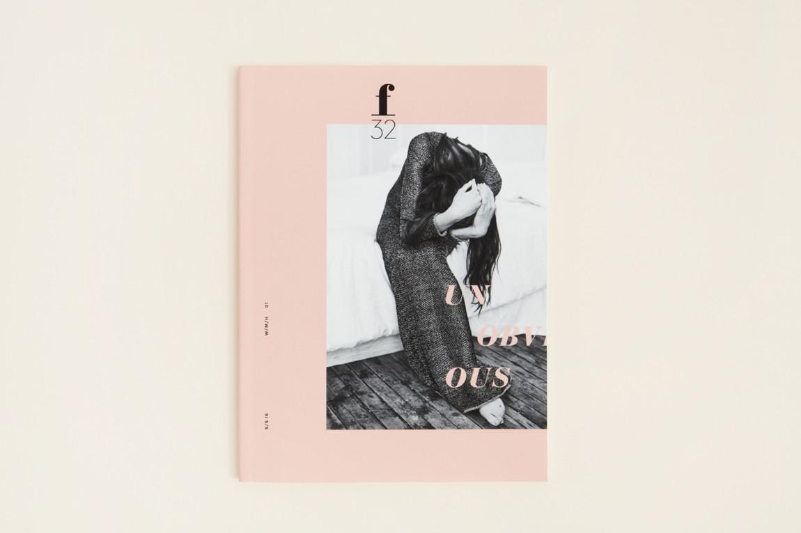 美国潮流观察公司f32 创意品牌设计:趋势报告印刷设计