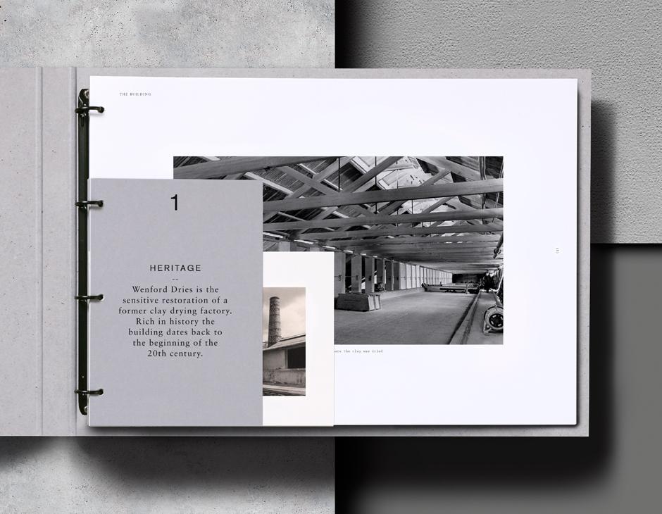 Wenford房地产品牌设计,低调奢华vis设计,画册设计