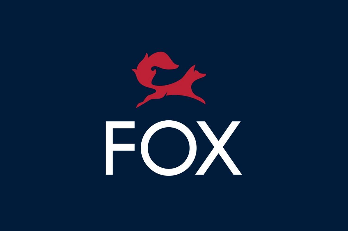 红狐狸精品房地产经纪中介公司品牌设计,logo设计