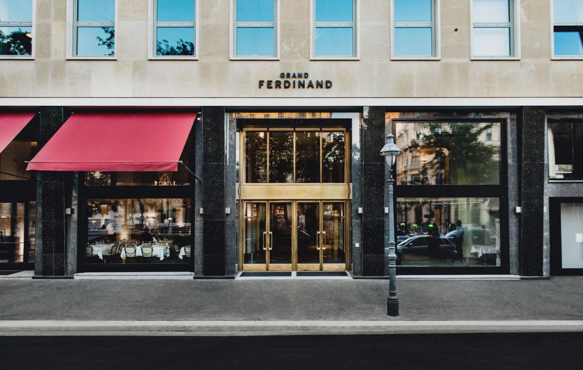 费迪南德酒店vi设计,户外招牌设计