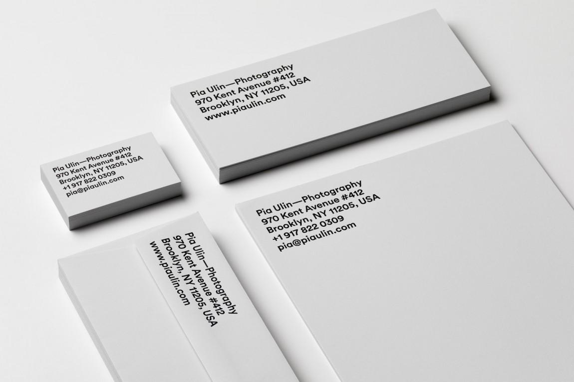 瑞典摄影工作室vi形象设计,vis设计