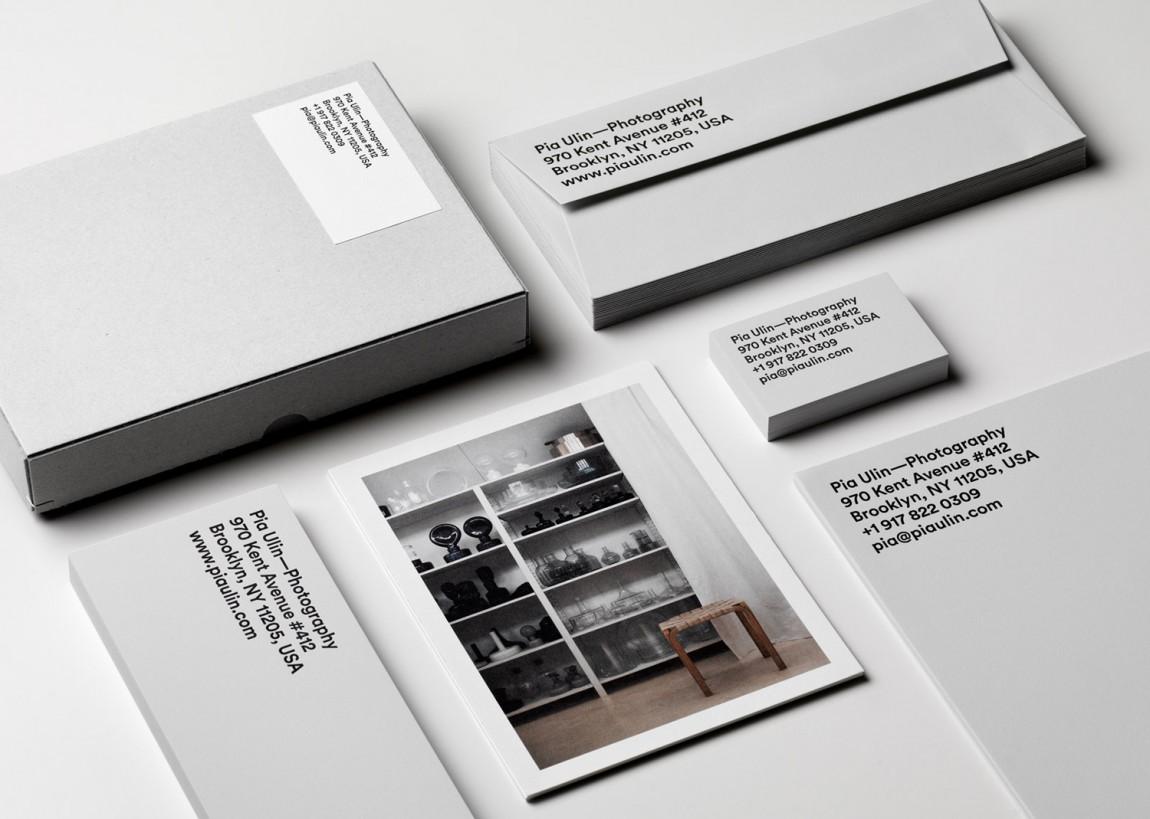 瑞典摄影工作室vi形象设计,vi手册设计