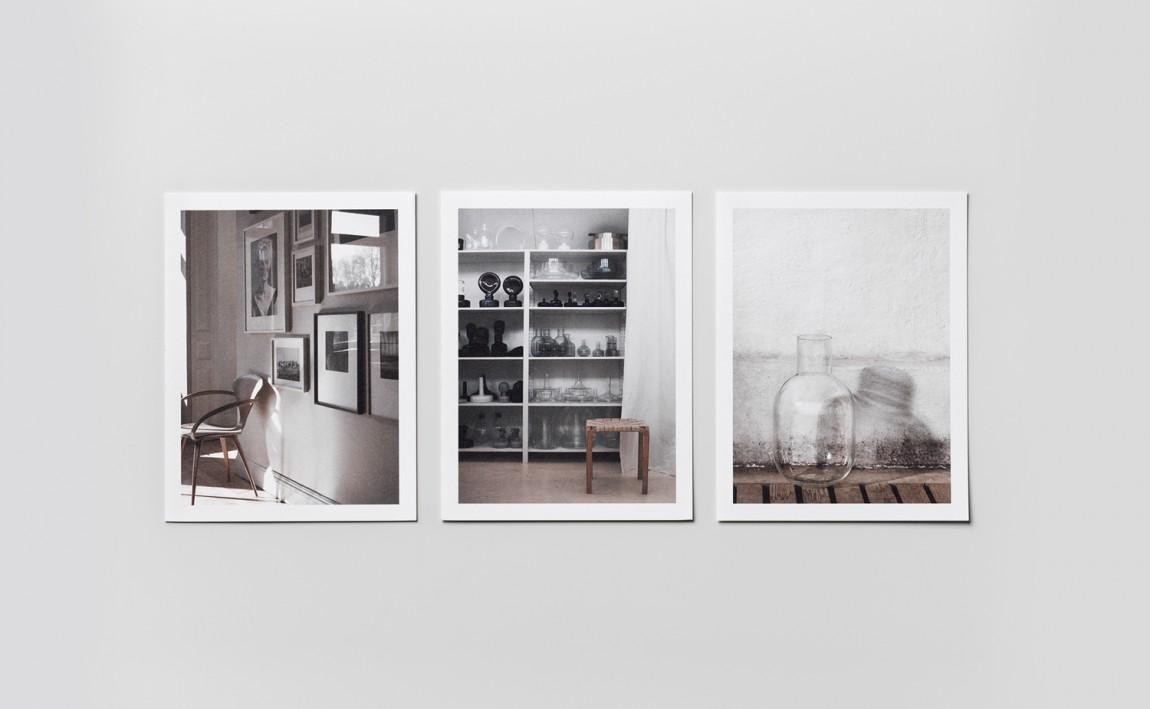 瑞典摄影工作室vi形象设计,海报设计