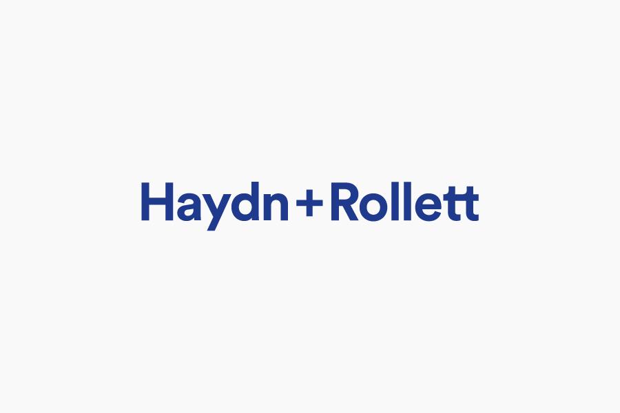 奥克兰建筑公司Haydn企业VI设计,logo设计