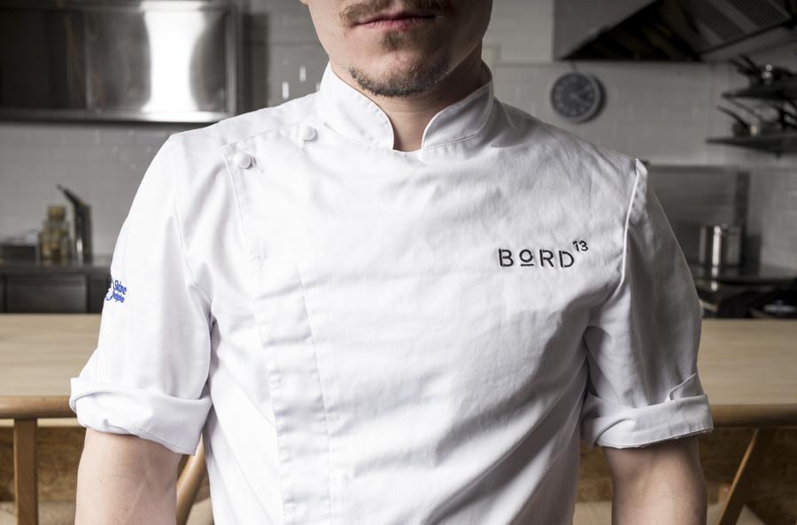 马尔默Bord 13 创意品牌设计:服装设计