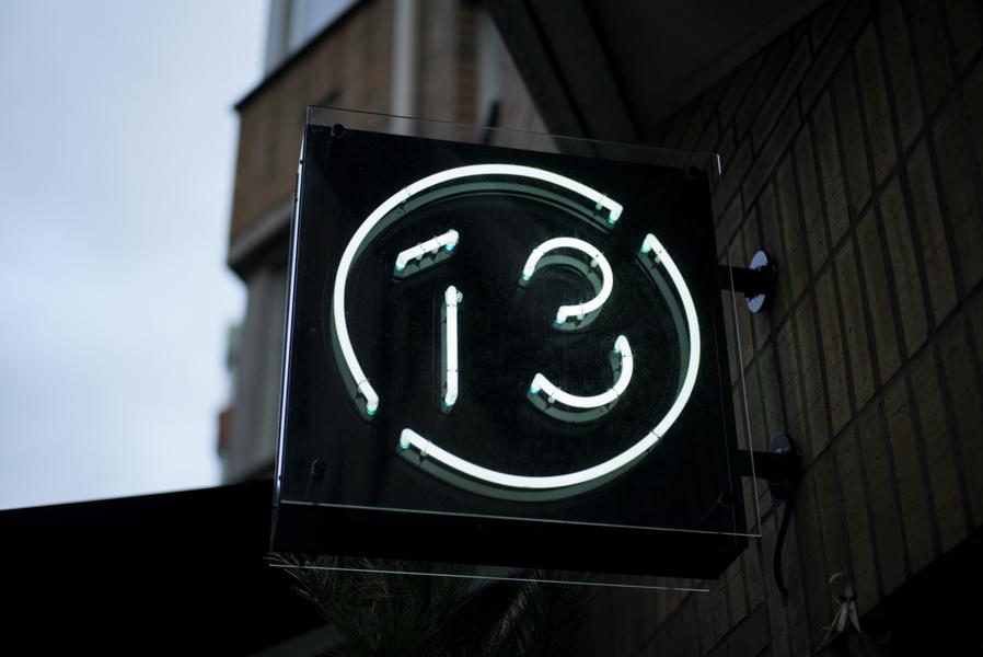 马尔默Bord 13 创意品牌设计:灯牌设计