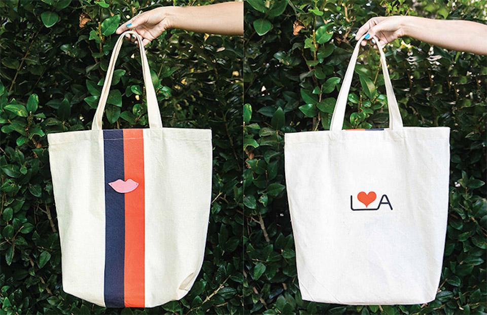 洛杉矶城市形象VI设计,L与A的独特视觉符号